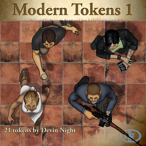 31 - Modern Tokens 1