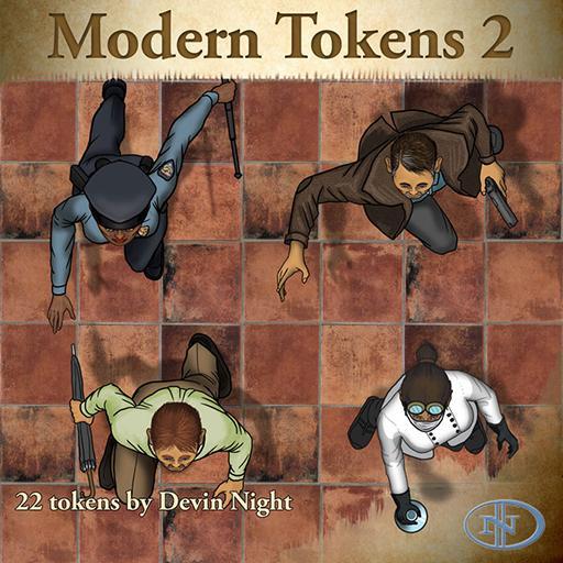 32 - Modern Tokens 2