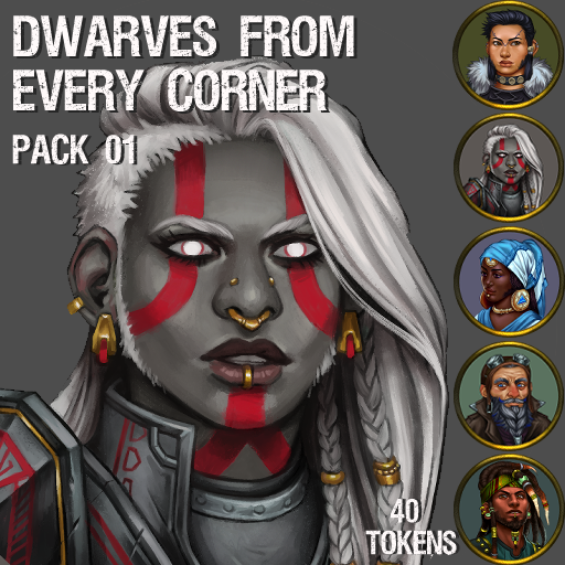 Dwarves From Every Corner