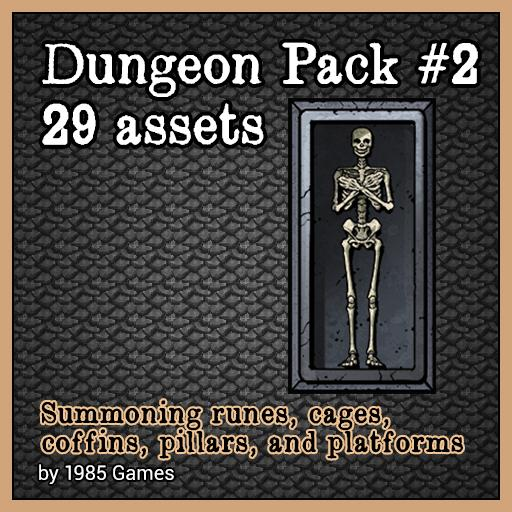 Dungeon Pack #2