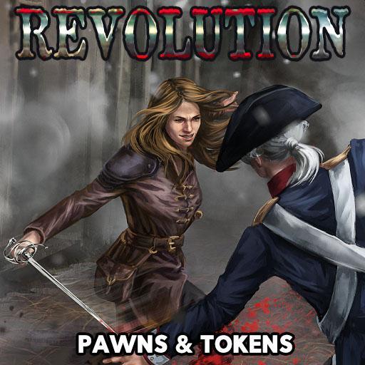 Revolution Pawns & Tokens