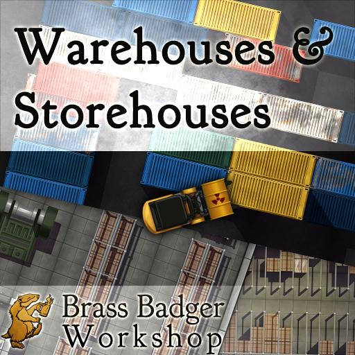 Warehouses & Storehouses