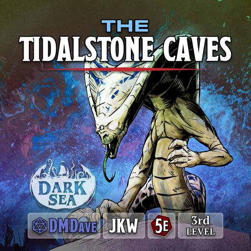 The Tidalstone Caves