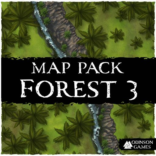 Odinson's Map Pack: Forest 3