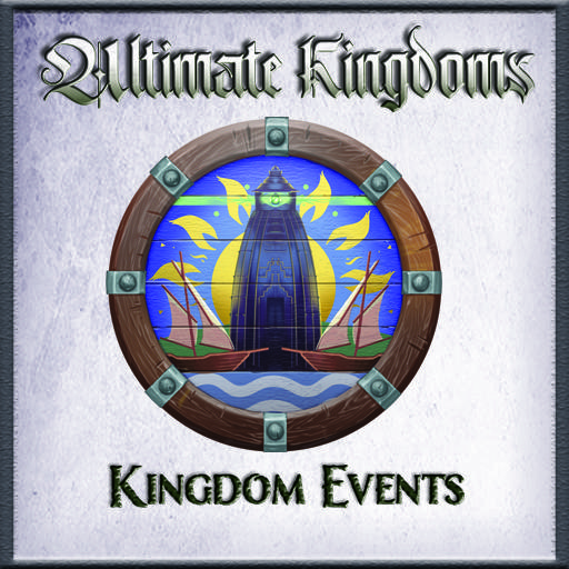 Ultimate Kingdoms Event Card Deck