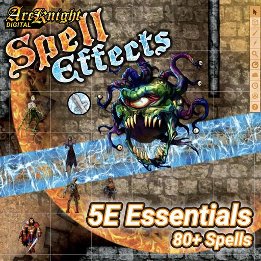 Arcknight Spell Effects - Essentials Pack