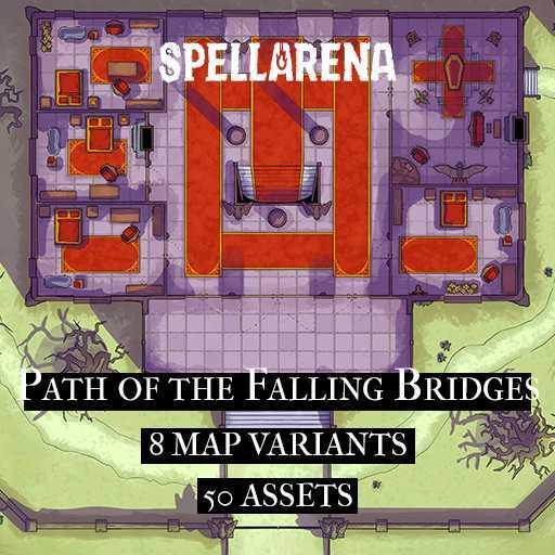 Vampire Manor Map Pack & Assets