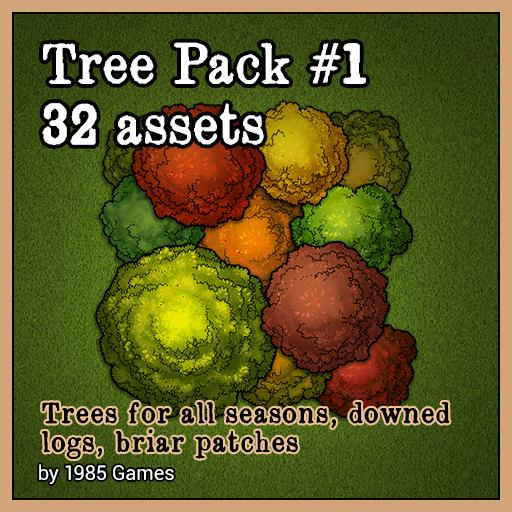 Trees Pack #1