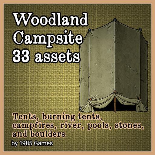 Woodland Campsite