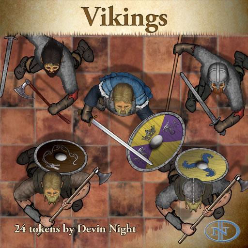 33 - Vikings