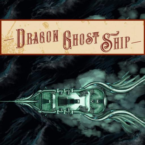 Dragon Ghost Ship Battle Map and Mini-Adventure