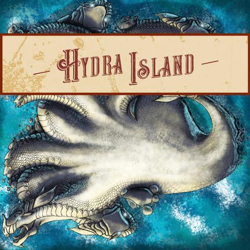 Hydra Island Battle Map