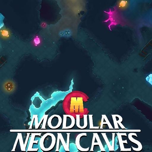 Modular Neon Caves