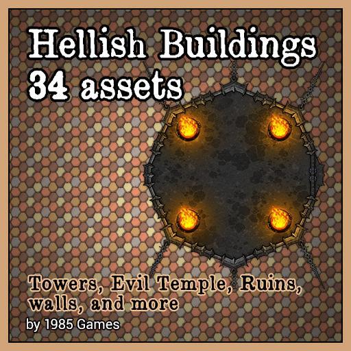 Hellish Buildings