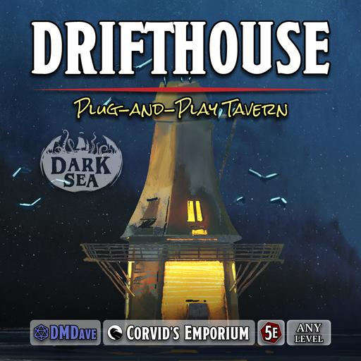 The Drifthouse Tavern