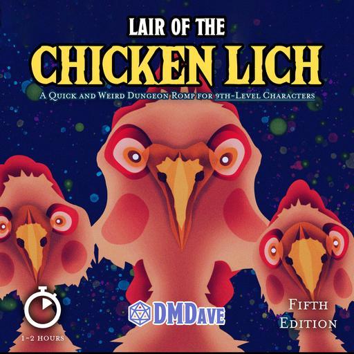 Lair of the Chicken Lich