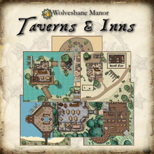 Taverns & Inns