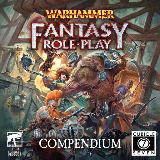 Warhammer Fantasy Roleplay 4th Edition Rulebook