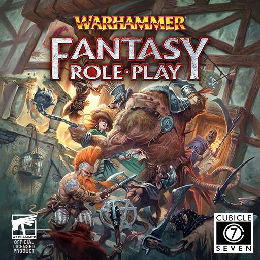 Warhammer Fantasy Roleplay 4th Edition Bundle