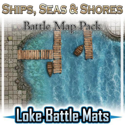 Ships, Sea & Shores