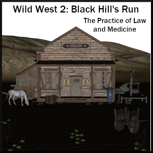 Black Hills Run: The Practice of Law and Medicine