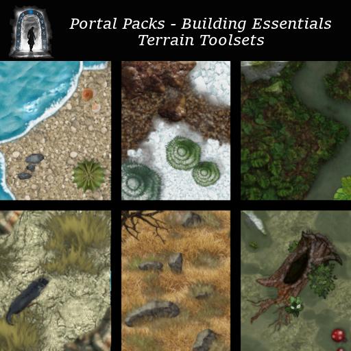 Portal Packs - Building Essentials - Terrain Toolsets