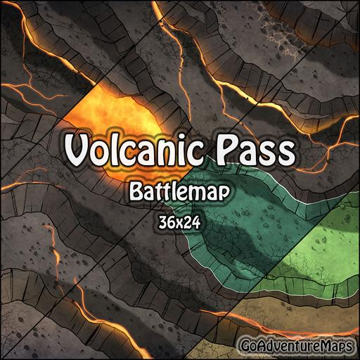 Volcanic Pass