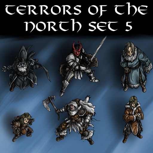 Terrors of the North Set 5