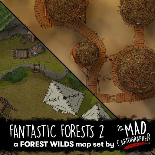 Fantastic Forests 2