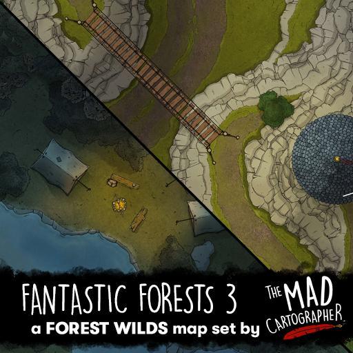 Fantastic Forests 3