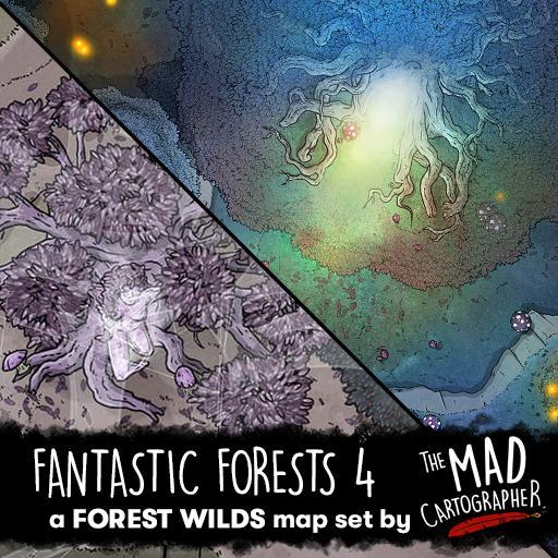 Fantastic Forests 4