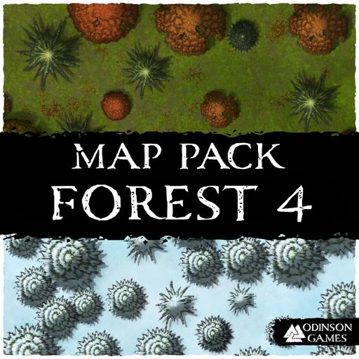 Odinson's Map Pack: Forest 4