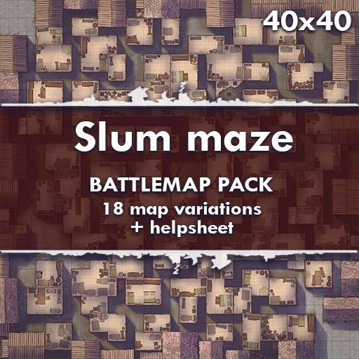 Slum Maze