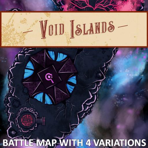 Void Islands Battle Map