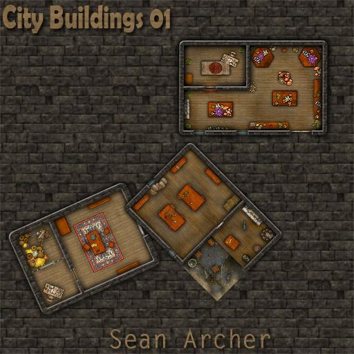 City Buildings 01