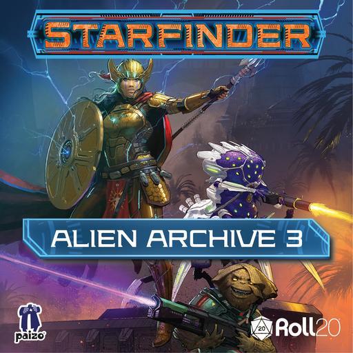 Alien Archive 3