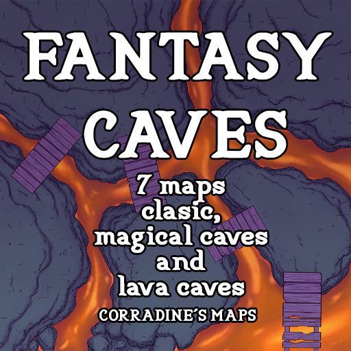 Fantasy Caves