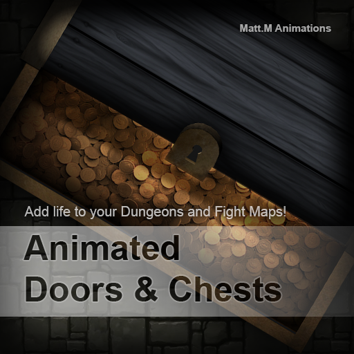 Animated Doors & Chests