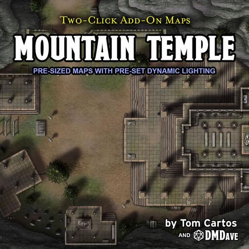 Mountain Temple