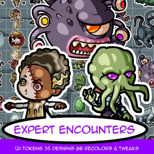 Expert Encounter Tokens