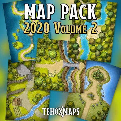 TehoxMaps 2020 Vol.2