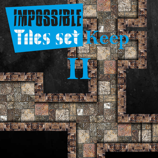 Impossible Tiles Set: Keep 2