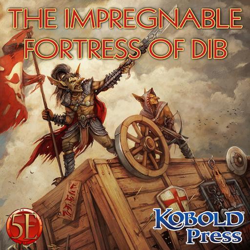 Prepared! The Impregnable Fortress of Dib
