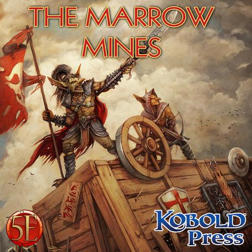 Prepared! The Marrow Mines