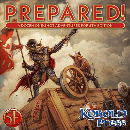 Prepared!