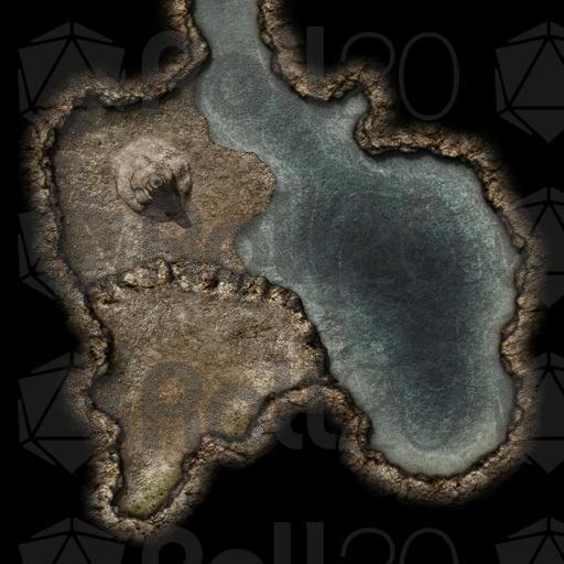 Save Vs  Cave Flooded Caverns | Roll20 Marketplace: Digital