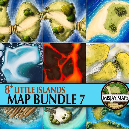 Map Bundle 7