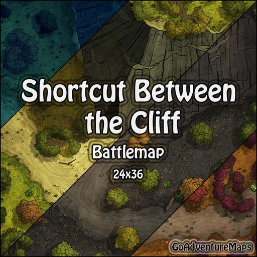 Shortcut Between the Cliff