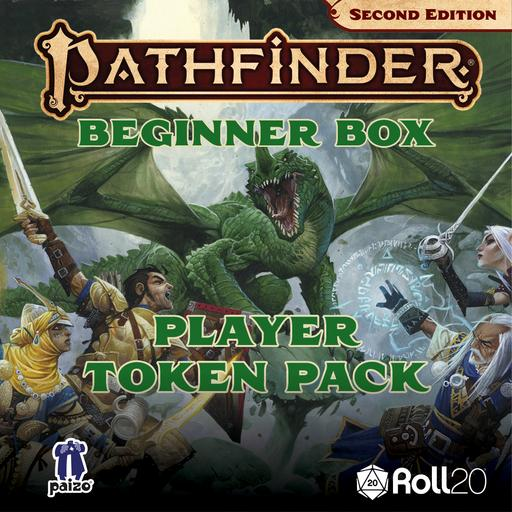 Beginner Box Player Token Pack