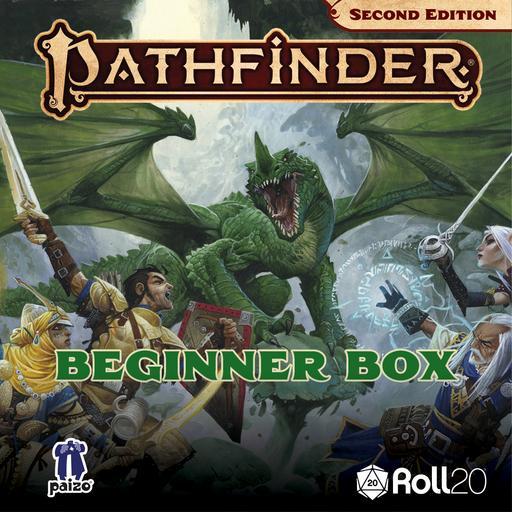 Pathfinder Second Edition Beginner Box